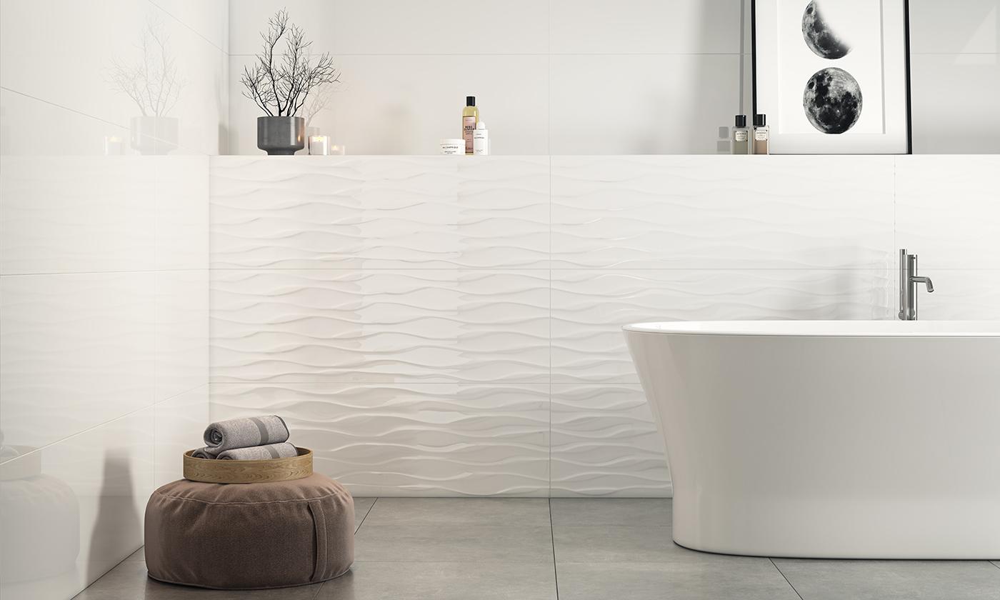 kolekcja łazienkowa BLANCO BRILLO Evo Ceramika